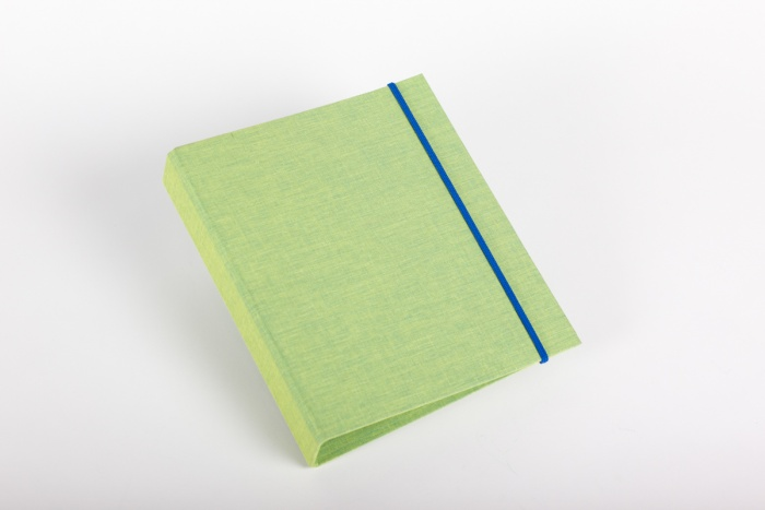 Image Number 1 of Product - Cloth Wrapped Folder