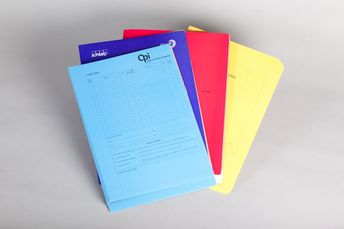 EH Stationery Product Thumbnail Image - File Folders