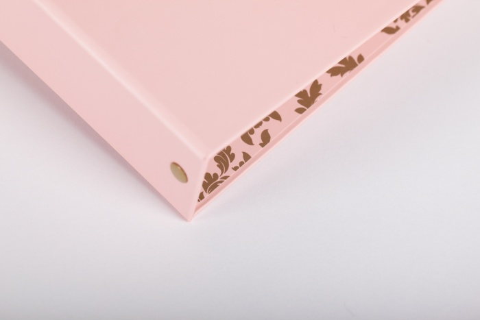 Image Number 3 of Product - Ring Bound Folder with Slip Case