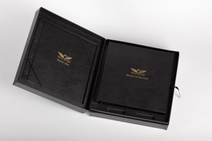 Image Number 3 of Product - Custom made Presentation Box